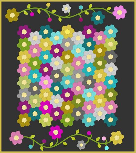 lilly belle quilt a long