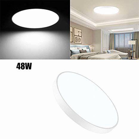 Bathroom Lighting Ideas Nz New 48w Led Ceiling Light 4800 Lumens 6000k Cool White Led Downlight