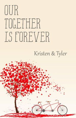Our Together Is Forever Personalized Art Print Large 11 X 17 Personalize Art Personalized Wall Personalized Art Print