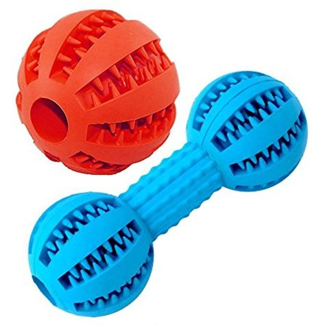 Hard Chew Toys For Dogs Dog Toy Ball And Dog Dumbbell Rubber Bite
