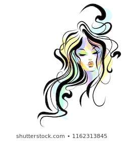 Vetor stock de Autumn Girl (livre de direitos) 84609220 - Shutterstock