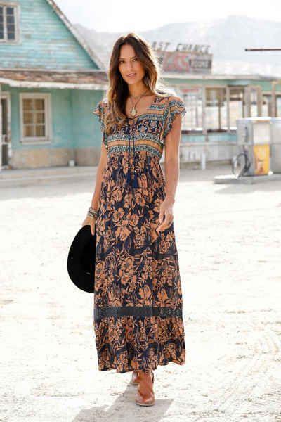Kleider Dress To Impress Otto Boho Maxi Dress Maxi Dress Dresses