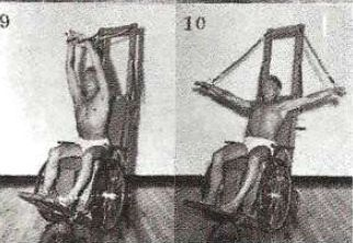 Image Result For Joe Pilates Arm Chair Joseph Pilates Pilates Chair Pilates Reformer Exercises