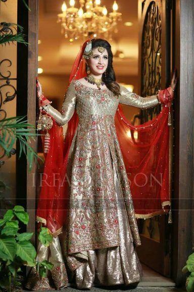 Latest Asian Bridal Wedding Gowns Designs 2020 2021 Collection Pakistani Bridal Wear Bridal Dress Design Pakistani Wedding Dresses