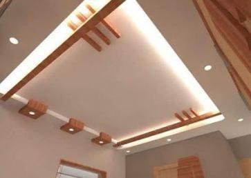 Bathroom Diy Furniture Bookshelves 52 Trendy Ideas Pop False Ceiling Design Simple False Ceiling Design Ceiling Light Design