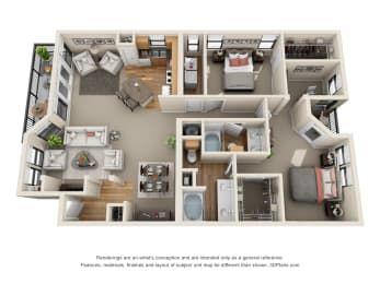 Floor Plans Of The Verandah At Grandview Hills In Austin Tx En 2021