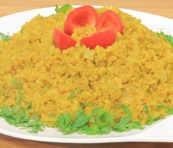 طريقة عمل الفريك سادة Food Rice Grains