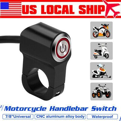 Advertisement Ebay Motorcycle 7 8 Handlebar Mount Switch Headlight Fog Light W Indicator Light In 2020 Motorcycle Parts And Accessories Indicator Lights Ebay