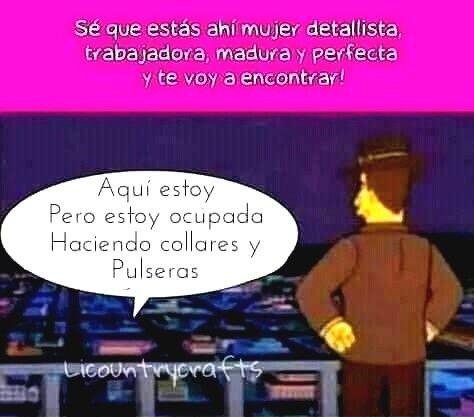 Pin De Mirna En De Risas Y Humor Collares Y Pulseras Detallista Humor
