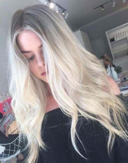 Hair blonde cenizo curls 58+ Ideas