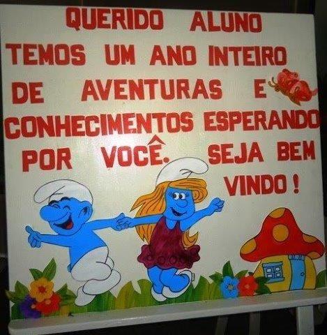 34 Ideias De Murais De Volta As Aulas Educacao Infantil Aluno