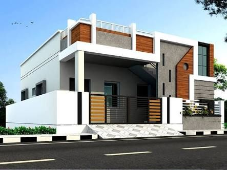 North Facing House Elevation Single Floor Google Search North Facing House Small House Elevation Design House Elevation