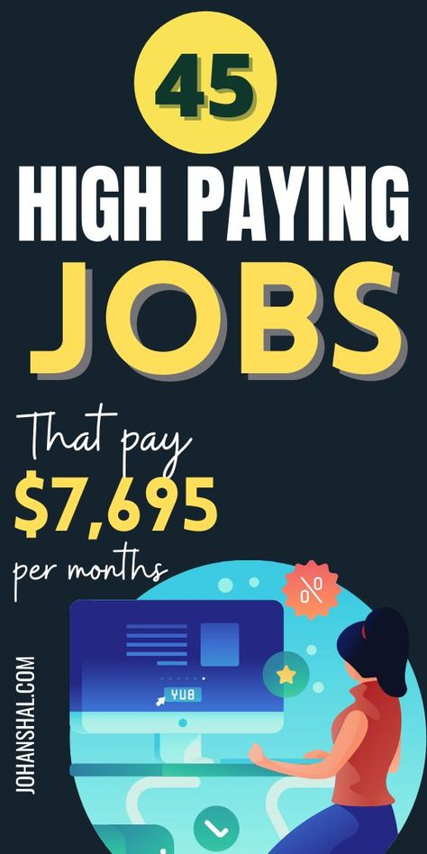 31 High paying jobs that do not require a degree