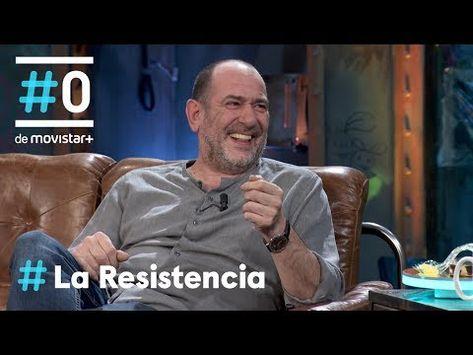 LA RESISTENCIA - Entrevista a Karra Elejalde   #LaResistencia 03.10.2019 - YouTube