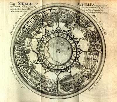 shield iliad essay achilles symbolize The shield of achilles is described in one of the most famous passages of homer's iliad, and is rich in symbolism and detailed imagery this lesson.