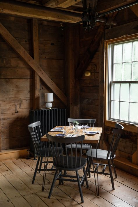 An Inside Look At The Lost Kitchen In Freedom Maine Wood Cafe