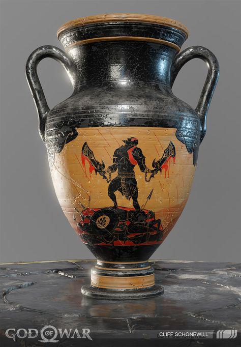 God of War: Pottery