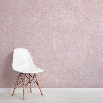 Pink Concrete Wallpaper Mural Muralswallpaper In 2020 Concrete Wallpaper Wallpaper Bedroom Feature Wall Pink Accent Walls