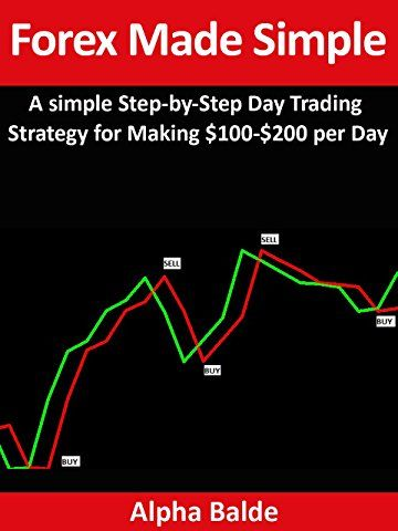 Forex Made Simple: A Step-By-Step Day Trading Strategy for Making $100 to $200 per Day
