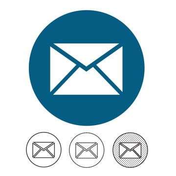 Email And Mail Icon Vector Mail Clipart Email Icons Mail Icons Png And Vector With Transparent Background For Free Download Email Icon Mail Icon Icon Set Design