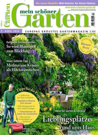Mein Schoner Garten Epaper Einzelheft Zahrada
