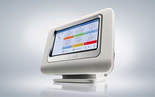 Termostatos Inteligentes Para Regulación De La Temperatura De Calefacción Evohome De Honeywell Termostato Inteligente Termostato Temperatura