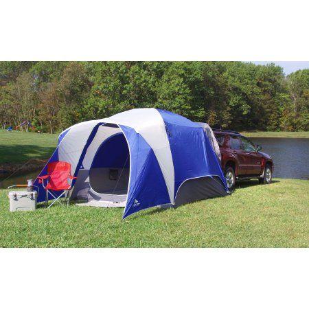 Ozark Trail 5-Person Camping SUV Tent | SOTF | Suv camping