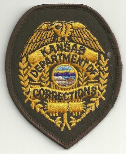 Details About Kansas Department Of Corrections Police