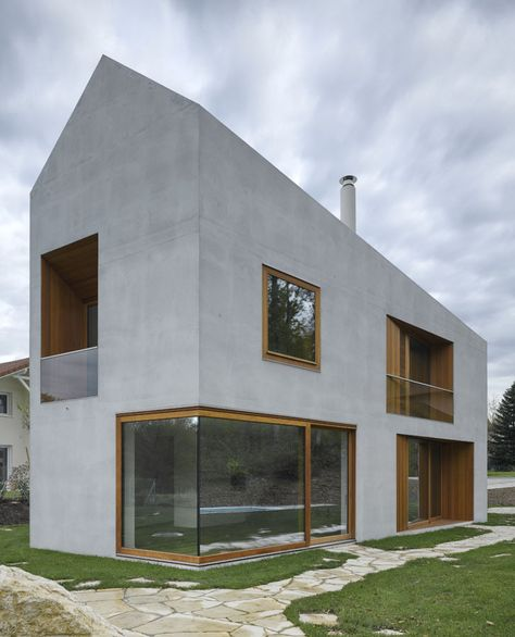 Attractive 173 Best Haus U0026 Fassade Images On Pinterest | Small Houses, Architecture  Interiors And Contemporary Architecture