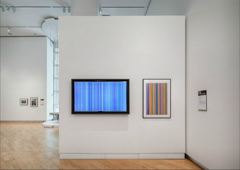 An art installation we did in 2012 for the MMoCA (Madison Museum of Comtemporary Art) before leaving Madison to relocate in Berkeley. Inspired by Gene Davis, we created an interactive component that uses the Kinect to abstract colors from viewers clothes to recreate Gene Davis's work originally made in 1969.