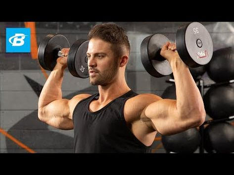 Bbcom Featuring Total Body Power And Endurance Workout Mike Hildebrandt Endurance Workout Workout Muscles In Your Body