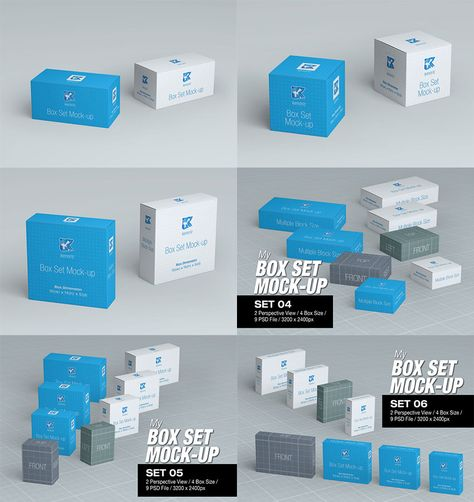 50 Free Boxes Mockup Psd For Packaging Designs Mockup Psd Web Design Resources Mockup