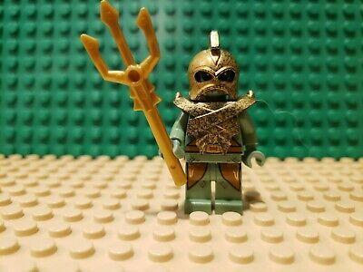 Atlantis Portal Emperor Mini Figure LEGO ATLANTIS Minifig