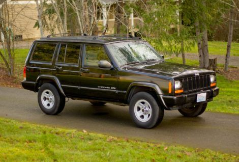 The Best Vintage And Classic Cars For Sale Online Bring A Trailer Jeep Cherokee Jeep Cherokee Sport Jeep