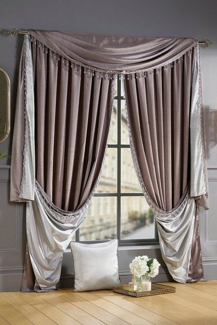 Image For Opulence Reversible Curtains From Studio Curtains