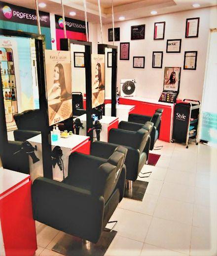Salon Near Me Hair Show Unisex Salon Savitri Nagar Sheikh