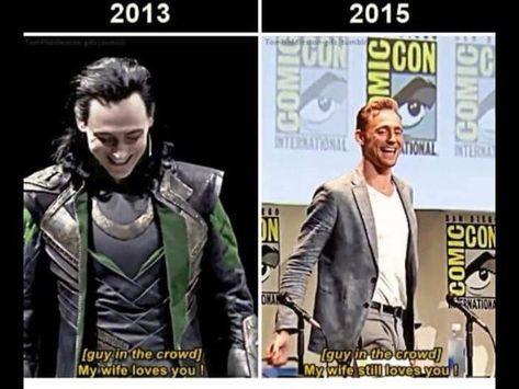 | 𝐃𝐞 𝐓𝐨𝐝𝐨 𝐔𝐧 𝐏𝐨𝐜𝐨 | » Tom Hiddleston« - Gif #3 - Wattpad