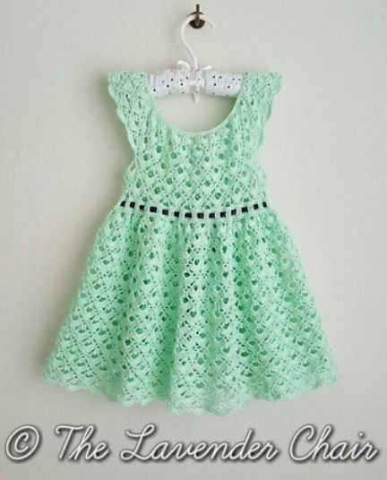 Gemstone Lace Toddler Dress Crochet Pattern | Free crochet, Lace ...