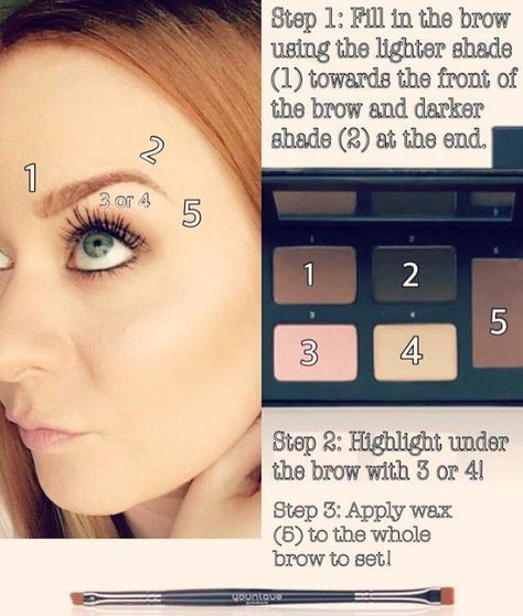 Loving youniques eyebrow palette fill in and define your brows in seconds. Best part it's so easy to use and leaves a natural looking look ❤️ makeupaddictstash.com #mascara #makeup on #fleek #try #love #younique #beauty #lashes #falsies #mommy #mua #ladies #blogger #youniqueproducts #lashcrack #makeupaddict #stash #brows #palette #easy #fillin #eyebrows #onfleek