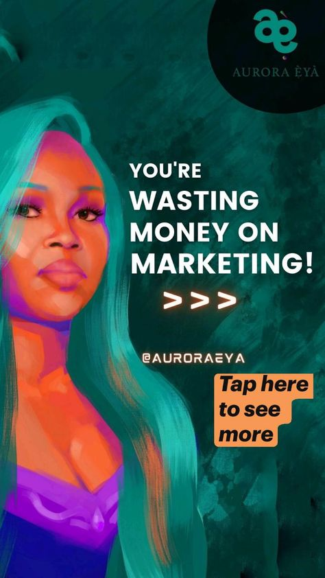 Here's why your marketing isn't working!