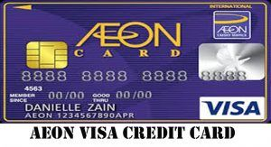 Aeon Visa Credit Card How To Apply For Aeon Visa Credit Card Techsergey Credit Card Application Credit Card Limit Credit Card Apply
