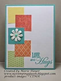 NJ Stamping Queen: A Five Color Challenge for Color My Heart Color Dare Cricut Cards, Stampin Up Cards, Square Card, Card Sketches, Scrapbook Sketches, Copics, Homemade Cards, Homemade Birthday Cards, Paper Cards