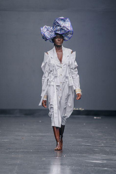 Heineken Lagos Fashion Week 2018 – Runway Day 3: NKWO - BellaNaija
