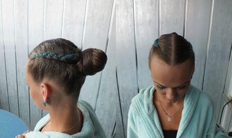 Šukuosenos kita > Kirpėja / Šukuosenų modeliuotoja antanaityte.k > Netradicinė įukuosena. #tokialt www.tokia.lt
