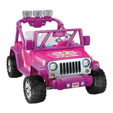 Toys Power Wheels Ride On Toys Jeep Wrangler