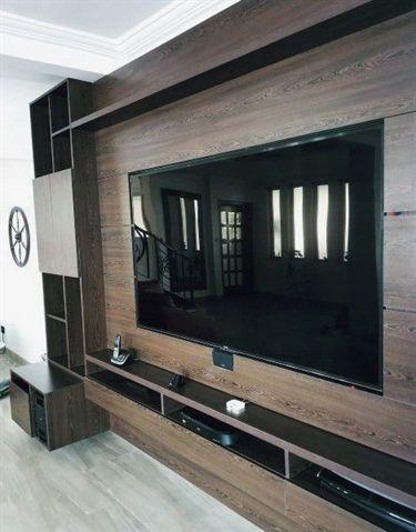 Pin By Mohdwe On Tv Unit Design Tv Room Design Bedroom Tv Wall