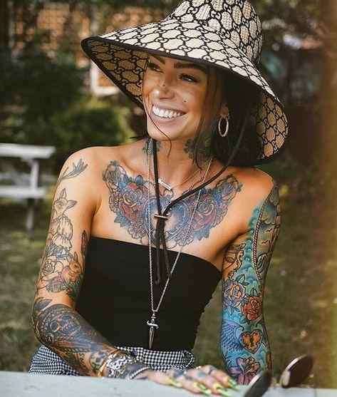 Linda @sammijefcoate   #tattoo2me #tatuagem #tattoo