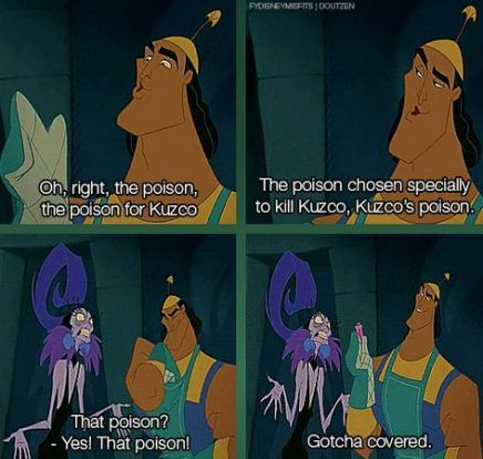 Quotes Disney Movies Funny Emperors New Groove 53 New Ideas Disney Movie Funny New Groove Emperors New Groove
