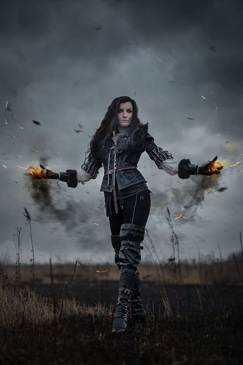 a tribute to sorceresses: as characters, as archetypes, and as muses