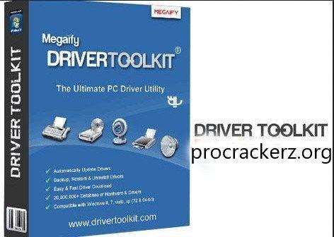 DriverToolkit 8 6 0 1 Crack With License Key + Keygen Free